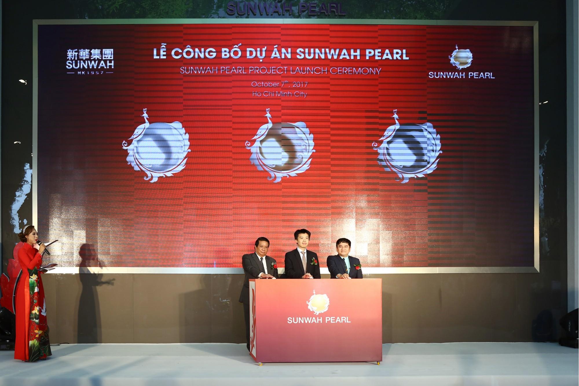 """Tập đoàn Sunwah công bố dự án bất động sản cao cấp mới nhất """"Sunwah Pearl"""""""