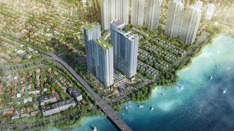 Bốn điểm cộng tại dự án căn hộ cao cấp Sunwah Pearl